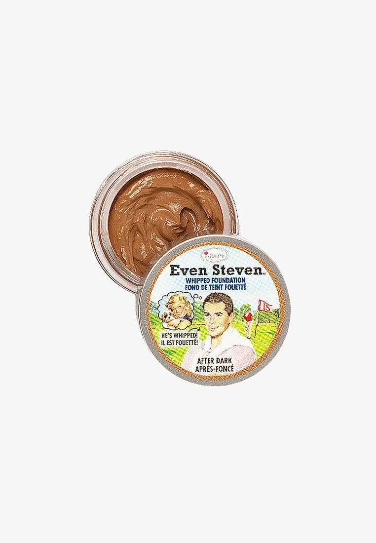 the Balm - EVEN STEVEN WHIPPED FOUNDATION - Foundation - after dark