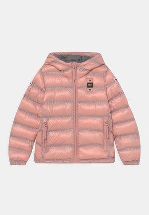 GIUBBINI CORTI IMBOTTITO OVATTA - Winter jacket - light pink