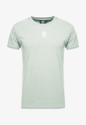 ORIGIN FITTED - Basic T-shirt - green mist