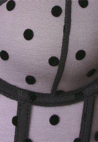Le Petit Trou - CORSET JUNINE - T-shirt bra - black - 2