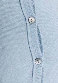 FTC Cashmere - CARDIGAN - Cardigan - alaskan blue - 2