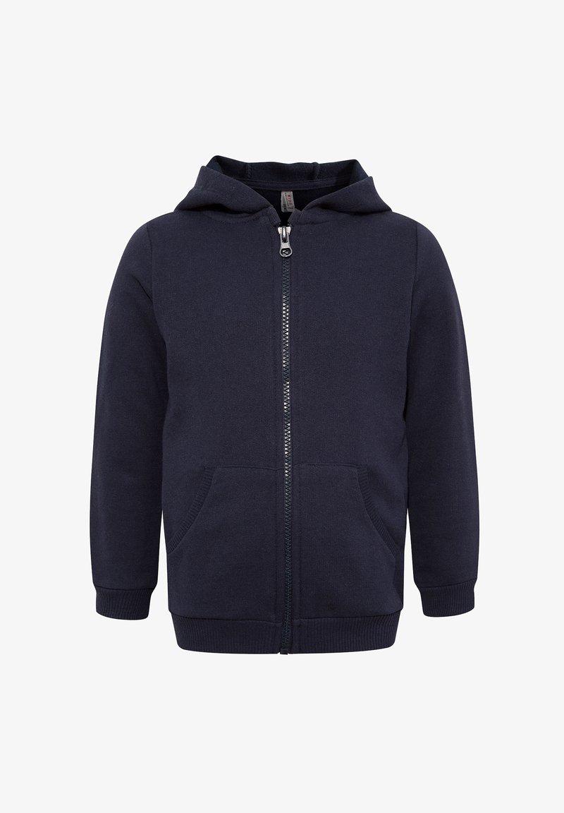 DeFacto - Zip-up sweatshirt - navy