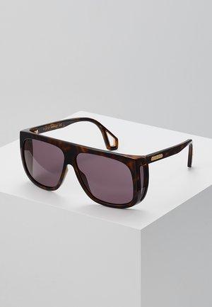 Sunglasses - havana/grey