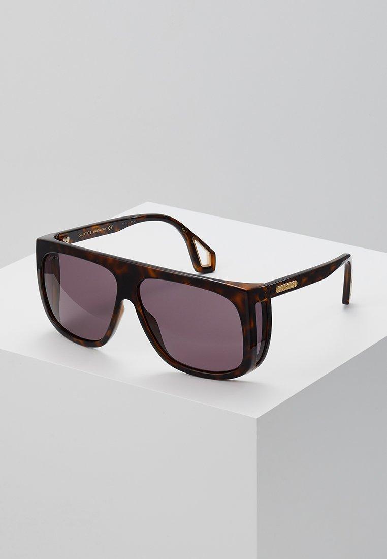 Gucci - Sluneční brýle - havana/grey