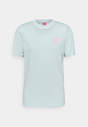 EXCLUSIVE UNISEX - T-shirt imprimé - pastel blue