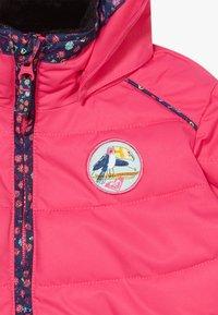 Roxy - ANNA  - Snowboard jacket - beetroot pink - 4