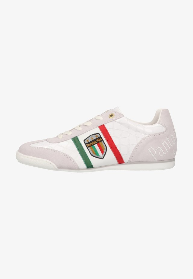 FORTEZZA UOMO - Sneakers - bright white