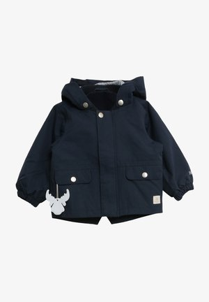 MANOU TECH - Parka - deep sea
