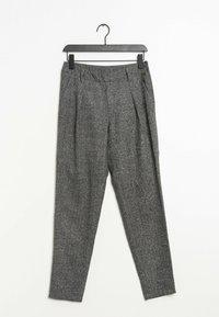 TOM TAILOR DENIM - Trousers - grey - 0