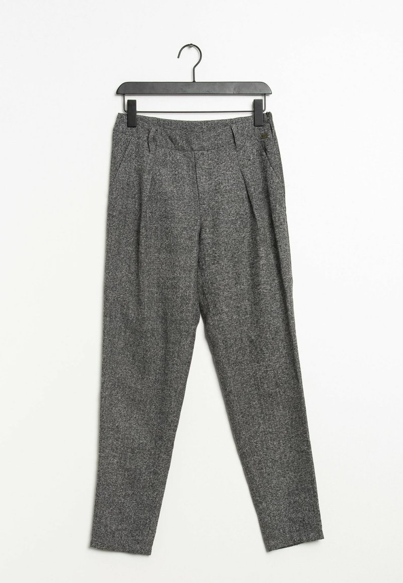 TOM TAILOR DENIM - Trousers - grey