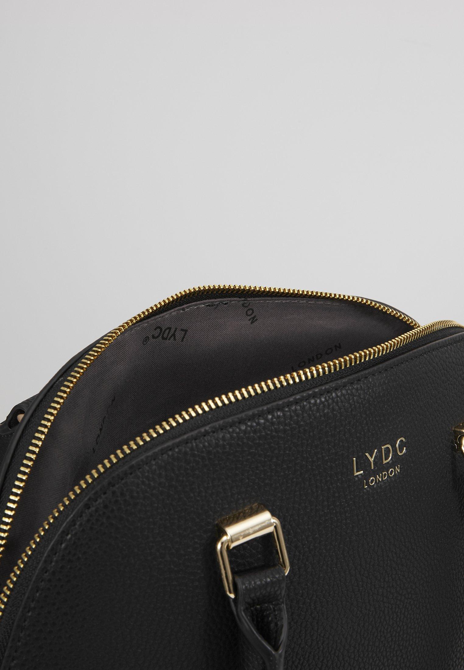 LYDC London Håndveske - black/svart Yo8ClSJtjQR4DaH