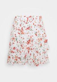 Forever New - GISELLE RUFFLE SKIRT - Mini skirt - savannah - 1