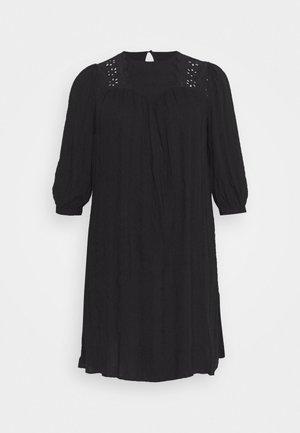 CAREMSA KNEE DRESS - Kjole - black