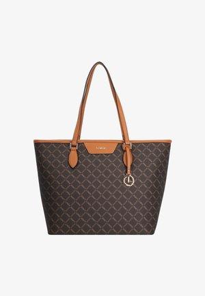 SHOPPER FILIBERTA - Shopping bag - braun