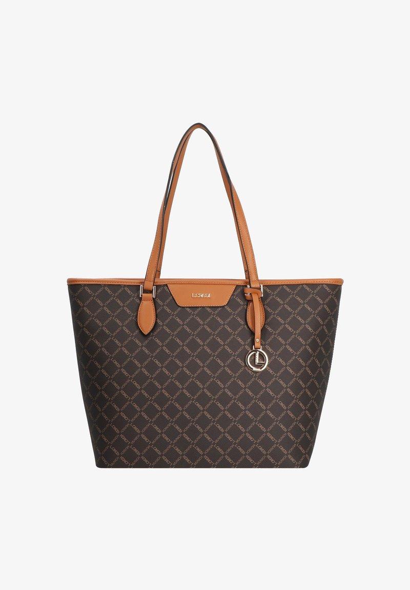 L.CREDI - FILIBERTA - Handbag - braun