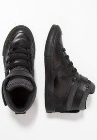 Converse - PRO BLAZE STRAP - Zapatillas altas - black - 0