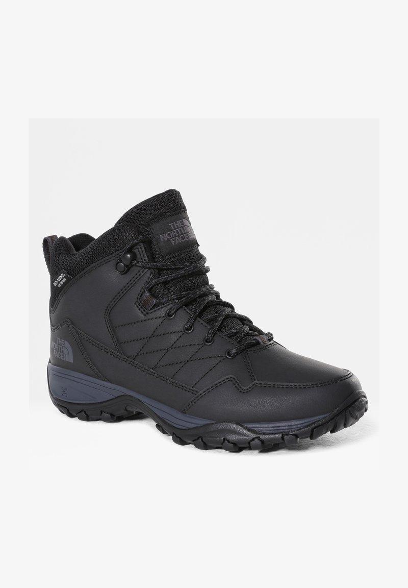 The North Face - W STORM STRIKE II WP - Outdoorschoenen - tnf black/ebony grey