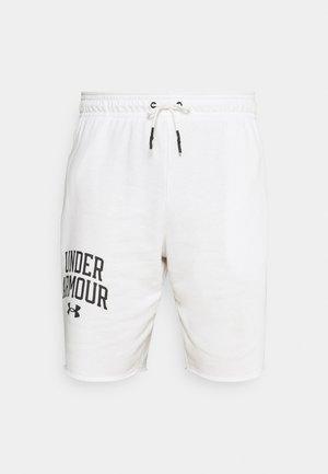 RIVAL SHORT - Sports shorts - onyx white