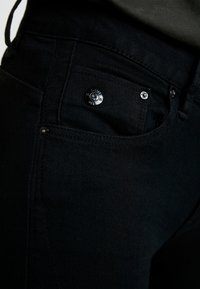 G-Star - ARC 3D MID SKINNY  - Jeans Skinny Fit - pitch black - 3