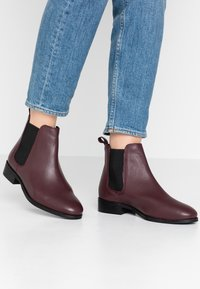 Office Wide Fit - BRAMBLE WIDE FIT - Ankle boots - oxblood - 0
