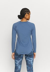 Under Armour - RUSH - Sports shirt - mineral blue - 2