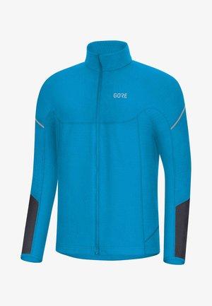 THERMO LAUFSHIRT LANGARM - Training jacket - blue
