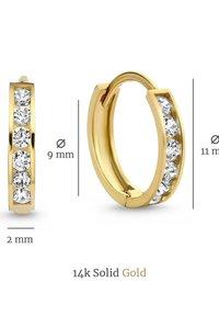 Isabel Bernard - 14 KARAT GOLD  - Earrings - gold - 5