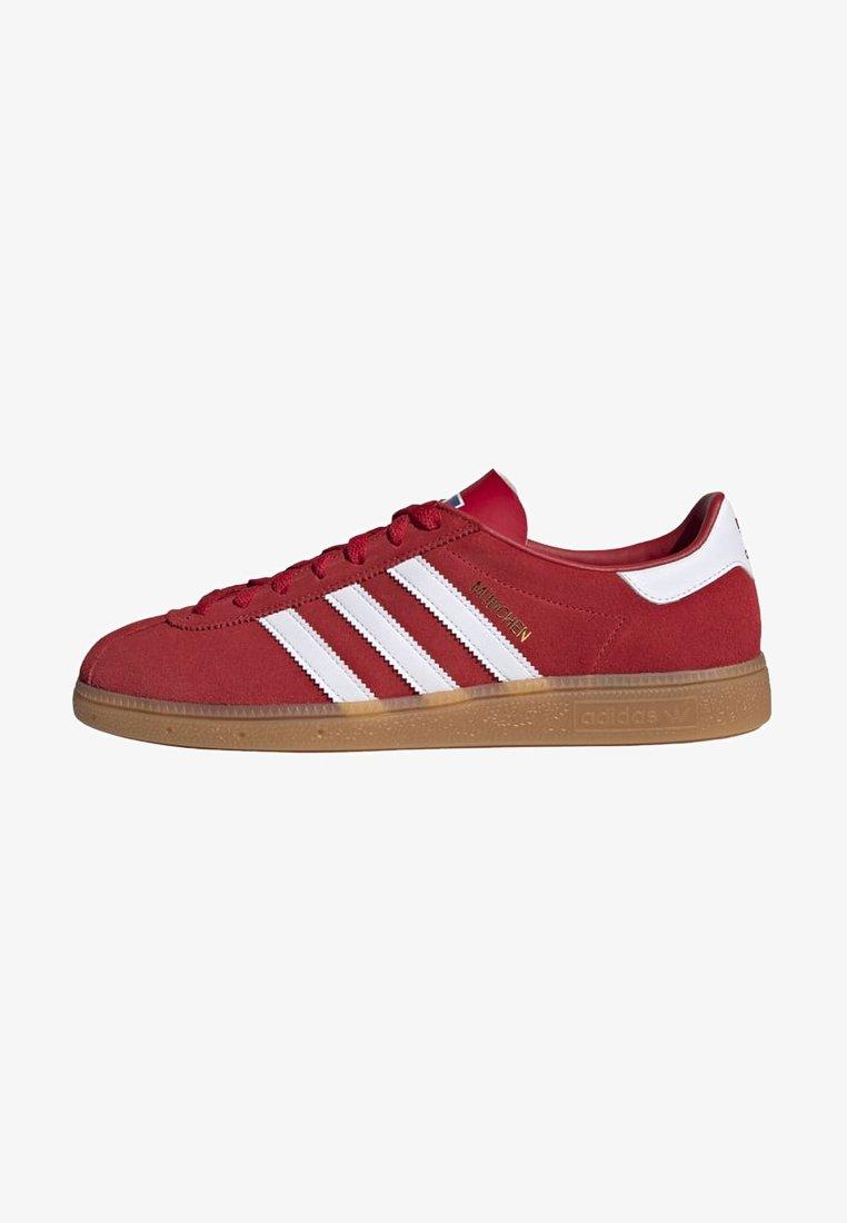 adidas Originals - Scarpe skate - red