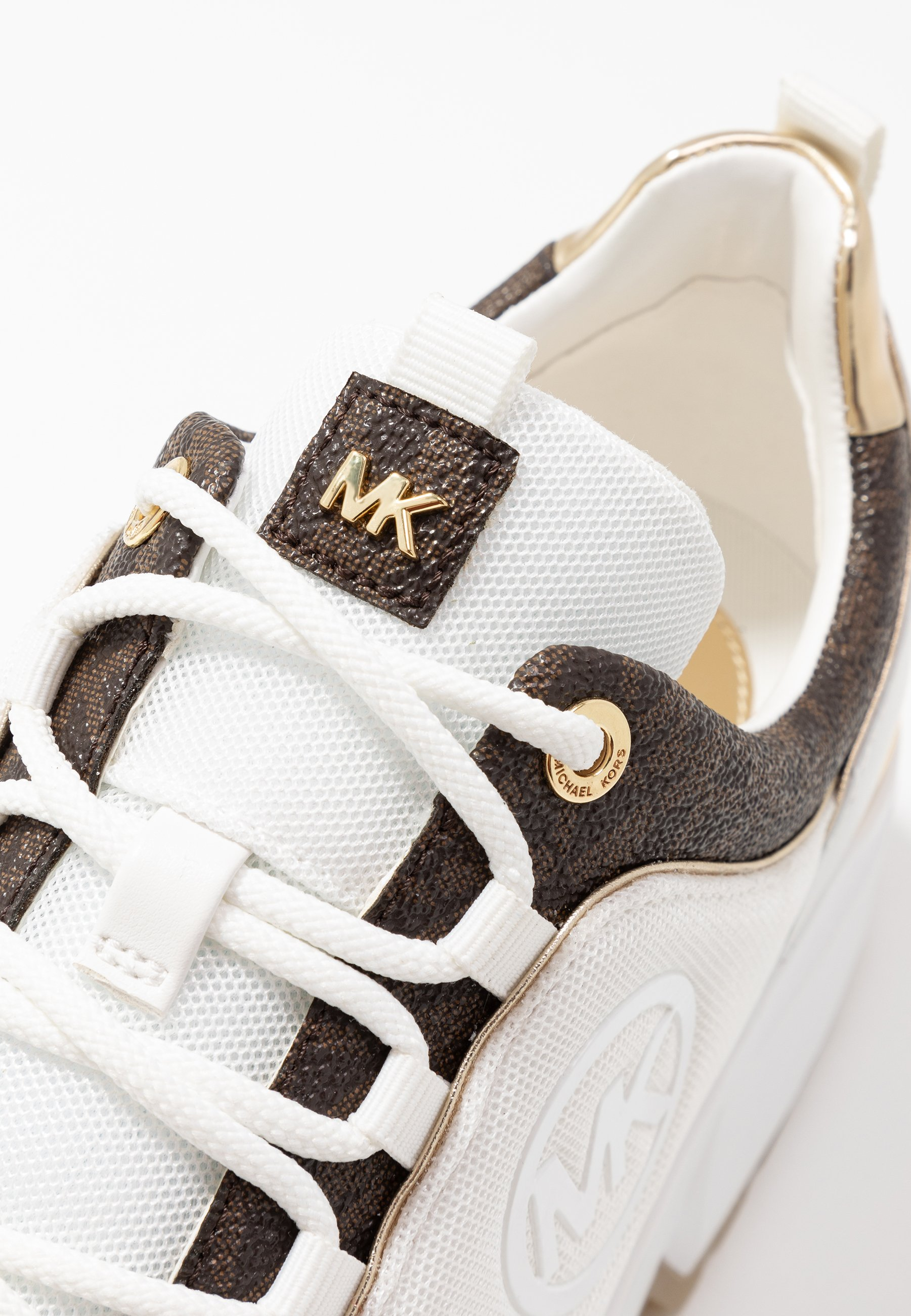 MICHAEL Michael Kors COSMO TRAINER Joggesko bright white