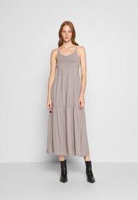 Zign - Žerzejové šaty - cloudburst - 0