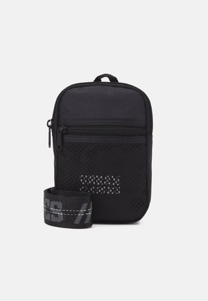 SMALL CROSSBODY BAG UNISEX - Across body bag - black