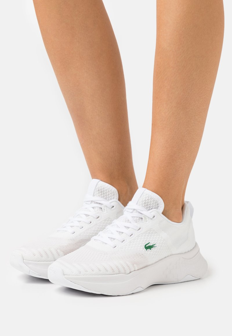 Lacoste - COURT DRIVE FLY  - Baskets basses - white