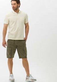 BRAX - STYLE PADDY - Polo shirt - vanilla - 1