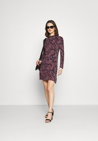 Marks & Spencer London - SWING - Jersey dress - dark blue - 1