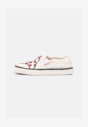 DISNEY JR KILWI GIRL GEOX - Trainers - white/red