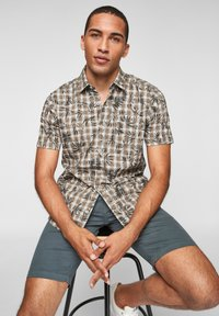 s.Oliver - Shirt - yellow check - 6