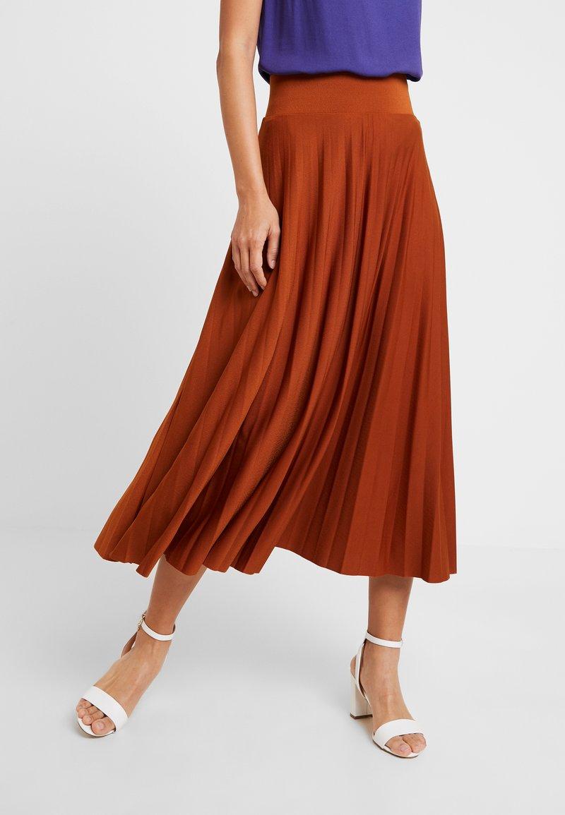 Anna Field - A-line skirt - caramel cafe