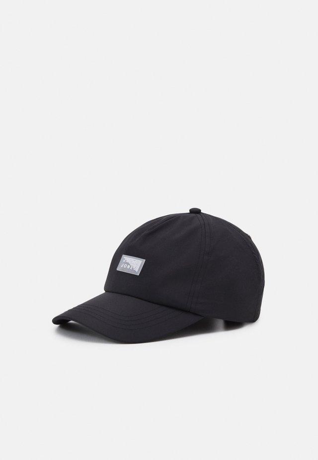 JACBADGE BASEBALL CAP - Kšiltovka - black
