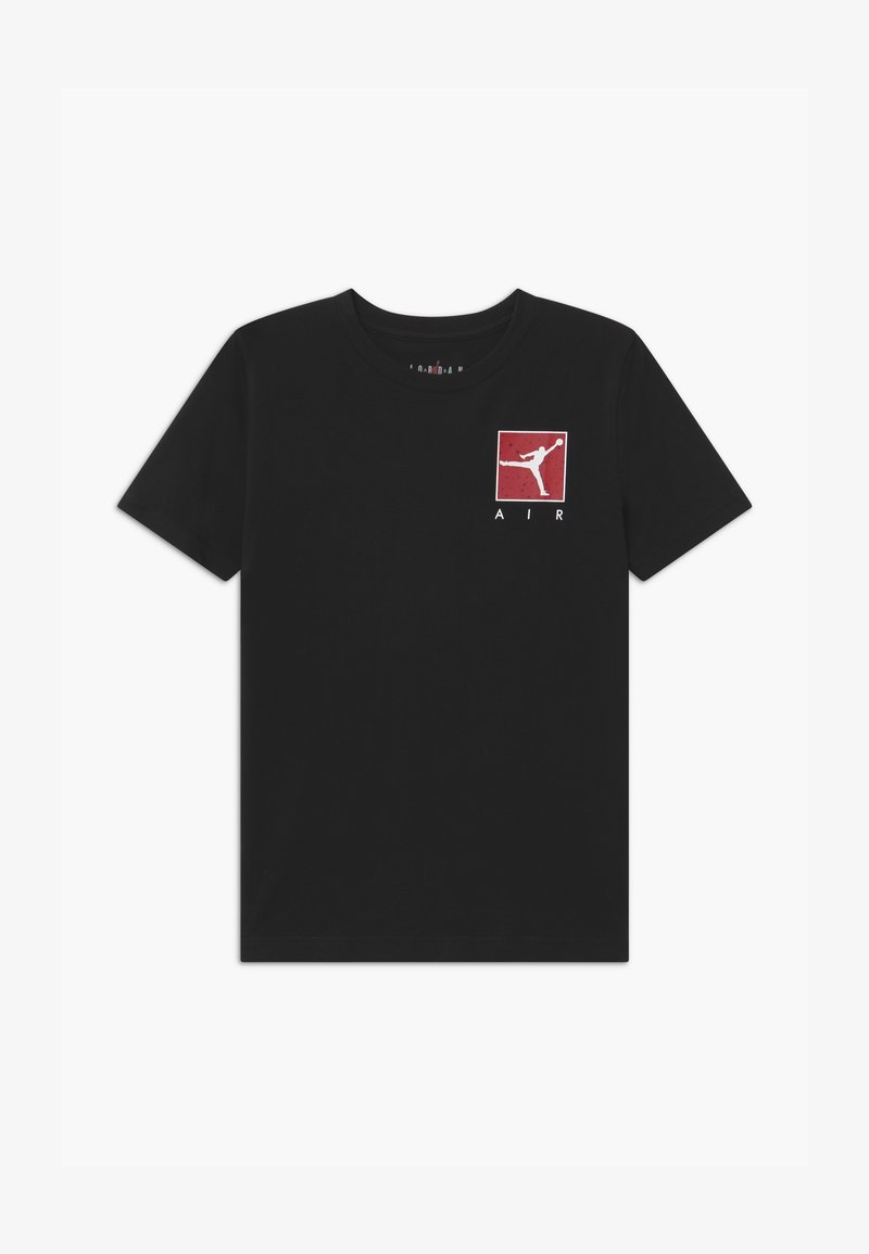 Jordan - STACK UP UNISEX - T-shirt print - black
