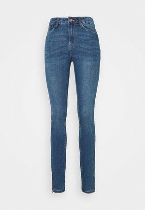 VMTILDE - Slim fit jeans - medium blue denim