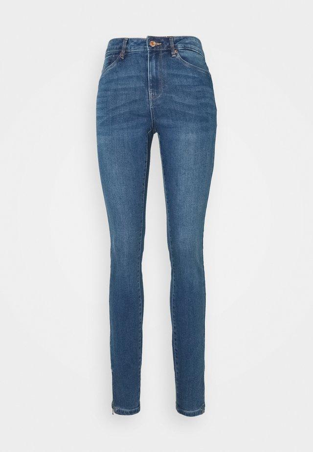 VMTILDE - Jeans slim fit - medium blue denim