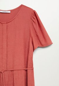 Violeta by Mango - TENCI - Day dress - corail - 5