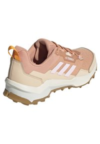 adidas Performance - TERREX AX4 - Hiking shoes - ambient blush/clear pink/ white - 3