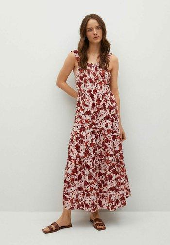 COQUET - Maxi dress - rouge