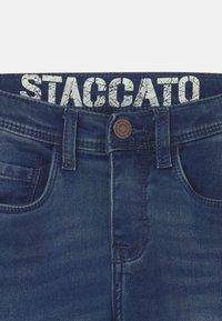 Staccato - BERMUDAS KID - Denim shorts - blue denim - 3