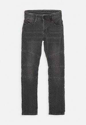 YVES - Slim fit jeans - dark grey denim