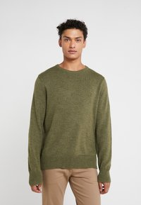 J.CREW - Jumper - heather parsley - 0