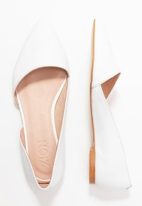 Zign - Ballet pumps - white - 3