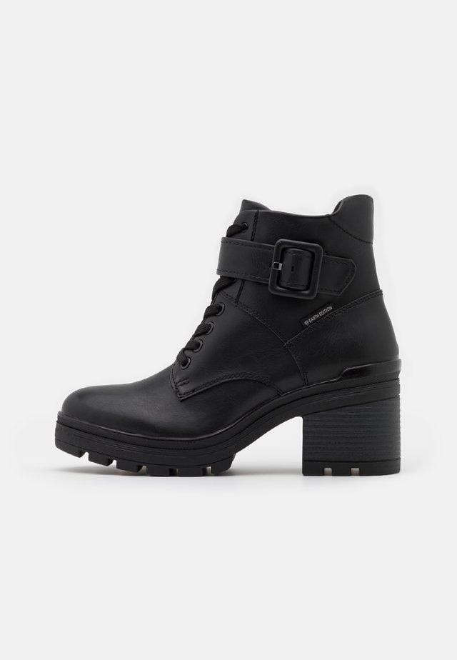 BOOTS - Veterboots - black antic