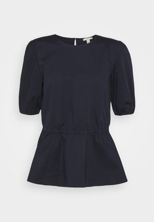 BLOUSE - T-shirt z nadrukiem - dark blue